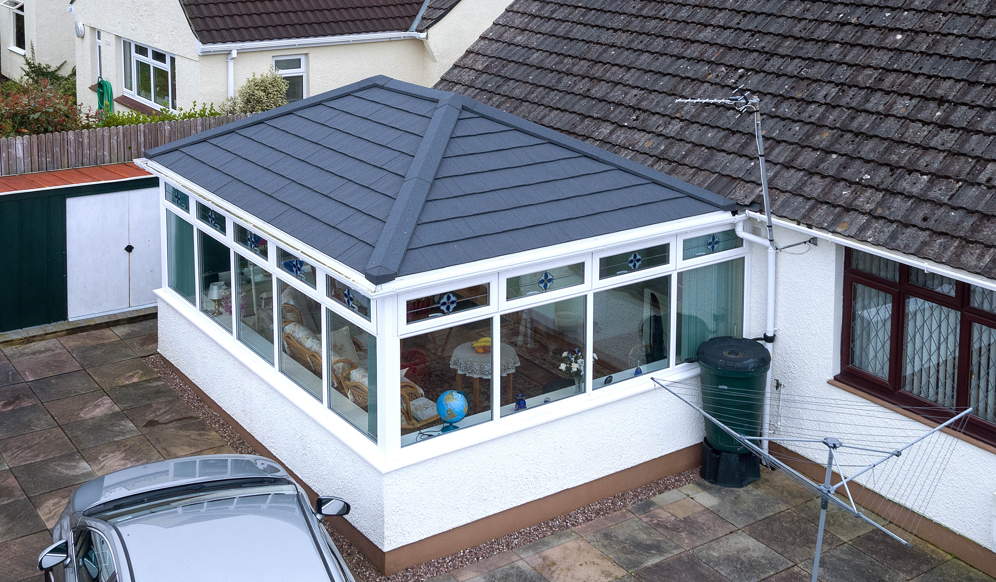 Warm Roof Conservatories